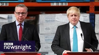 Download Brexit Britain: The inside story of how the Leave campaign won - BBC Newsnight Video