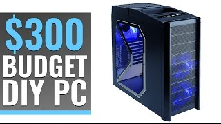 Download $300 DIY Gaming PC Build - 1080p better than a console? Video