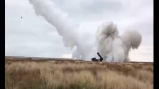 Download Пуск Украинской ракеты 1 декабря, вблизи границ Крыма. Video