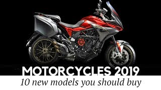 Download Top 10 New Motorcycles Coming in 2019: Reviewing Latest Models and Rumors Video