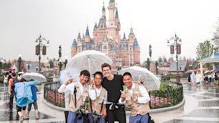 Download BRAD GOES TO CHINA! Hong Kong, Beijing, & Shanghai Disneyland Video