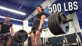 Download Complete Guide To Deadlift Technique - With Jonny Catanzano - Plus Insane 500 lb. Deadlift! Video