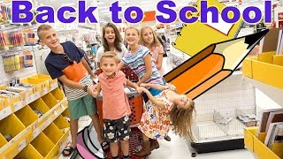 Download School Supplies for SIX KIDS | GIVE AWAY 2017 Video