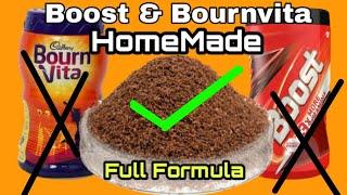 Download எப்படி வீட்டிலேயே பூஸ்ட் பவுடர் தயாரிப்பது ? How to Make Boost at Home ? Boost Bournvita Formula Video