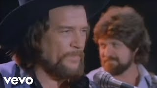 Download Waylon Jennings - Never Could Toe the Mark Video