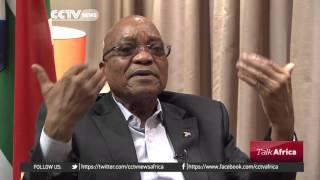 Download Talk Africa: Jacob Zuma interview Video