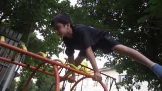 Download 11 YEARS OLD ! STREET WORKOUT BULGARIA Video