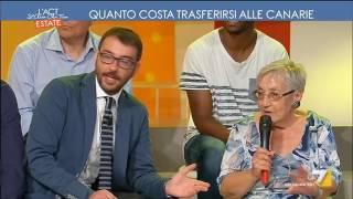 Download 'Alle Canarie i pensionati non pagano le tasse' Video