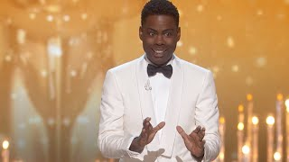 Download Chris Rock's Opening Monologue Video