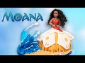 Download Moana Doll Cake w/ Isomalt Sugar Waves / Disney Cake Tutorial from Cookies Cupcakes and Cardio Video