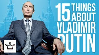 Download 15 Things You Didn't Know About Vladimir Putin Video