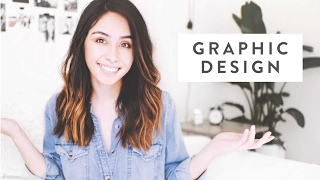 Download GRAPHIC DESIGN MAJOR & CAREER | Life as a Graphic Designer! Video