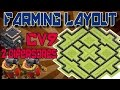 Download Clash of Clans - Layout de Farming pra CV9 (2 Dispersores Aéreos) ATUALIZADO Video
