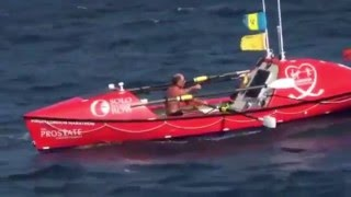 Download Rowing solo across the Pacific Video