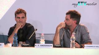 Download Paul Thomas Anderson on The Master (69th Venice International Film Festival) Video