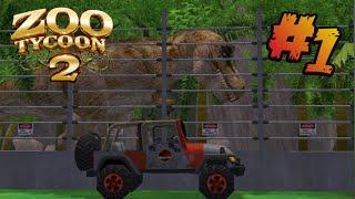 Download DINOSAURIOS EN ZOO TYCOON 2 - NUESTRO PARQUE PREHISTORICO - Zoo Tycoon 2 Video