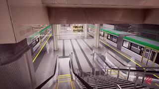 Download Forrestfield-Airport Link, Perth, Australia Video