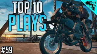 Download BACKFLIP - TOP 10 PlayerUnknown's Battlegrounds FUNNY Highlights & PUBG Plays (Bonus Plays 59) Video