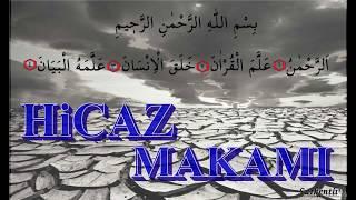 Download Kur'an Tilavetinde Kullanılan Makamlar.. 11 Makam'da Rahman Suresine Giriş.. Video