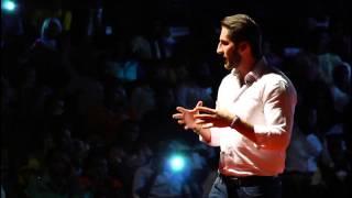 Download Why you should take chances | Marek Zmyslowski | TEDxIfe Video
