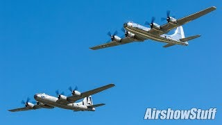 Download Bomber Parade! B-2/B-1/B-52/B-29/B-17/B-25 Formation Flybys - EAA AirVenture Oshkosh 2017 Video