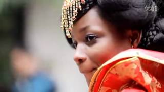 Download Cross-cultural marriage: Black beauty marrying Chinese man Video