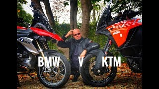 Download What's best? - BMW R1200GS v KTM 1290 Super Adventure Video