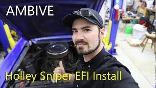 Download Installing Sniper EFI on the 67 Mustang Daily Driver Video