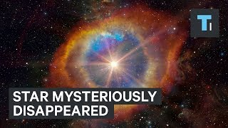 Download Supermassive star mysteriously disappeared without warning Video