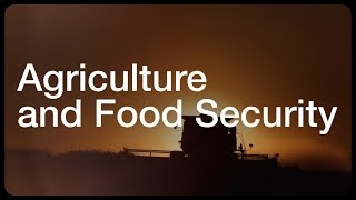 Download Agriculture and Food Security Video
