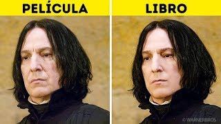 Download Cómo J.K. Rowling imaginó los personajes de Harry Potter vs. cómo fueron retratados en las películas Video