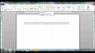 Download Power Of The Ruler in Microsoft Word Video