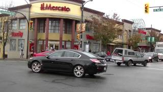 Download Walking in Vancouver British Columbia Canada - City Life on Commercial Drive Video