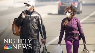 Download Southern California Wildfires Prompt Air Quality Warnings | NBC Nightly News Video