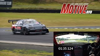 Download JET200 - MotiveDVD 600hp S14 Silvia - World Time Attack Challenge 2014 - Documentary Video