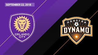 Download HIGHLIGHTS: Orlando City SC vs. Houston Dynamo | September 22, 2018 Video