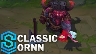 Download Classic Ornn, the Fire Below The Mountain - Ability Preview - League of Legends Video