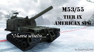 Download World of Tanks - M53/M55 Review & Gameplay Video