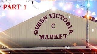 Download MELBOURNE QUEEN VICTORIA MARKET PART 1 Video