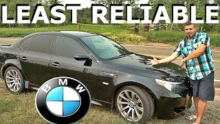 Download The 5 Most Unreliable BMW Models You Can Buy Video