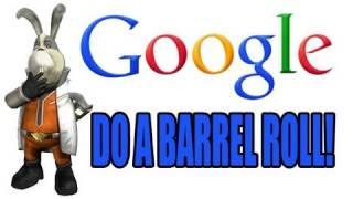 Download Google Does a Barrel Roll! Video
