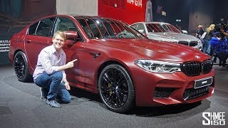 Download HEAVYWEIGHT BATTLE: BMW M5, Audi RS4 Avant OR Mercedes AMG S63? Video