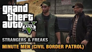 Download GTA 5 - Minute Men (Civil Border Patrol) [100% Gold Medal Walkthrough] Video