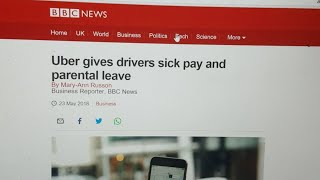 Download Uber To Give Drivers Sick Leave (Also...scooters?) Video