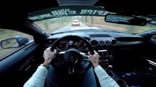 Download POV Drive: Ford Mustang Shelby GT350 | Police Interceptor Video