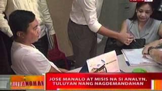 Download BT: Jose Manalo at misis na si Analyn, tuluyan nang nagdemandahan Video