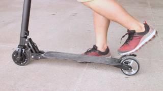 Download 【WHEELive】carbon fiber, the lightest electric scooter Video
