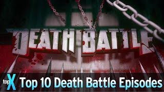 Download Top 10 Screw Attack: Death Battle Episodes - TopX Video