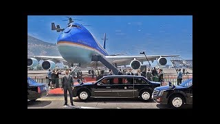 Download Donald Trump Presidential Escort Convoy Mod in Grand Theft Auto V Online Video