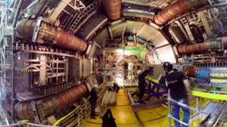 Download 360° video: Step inside the ATLAS Experiment Video